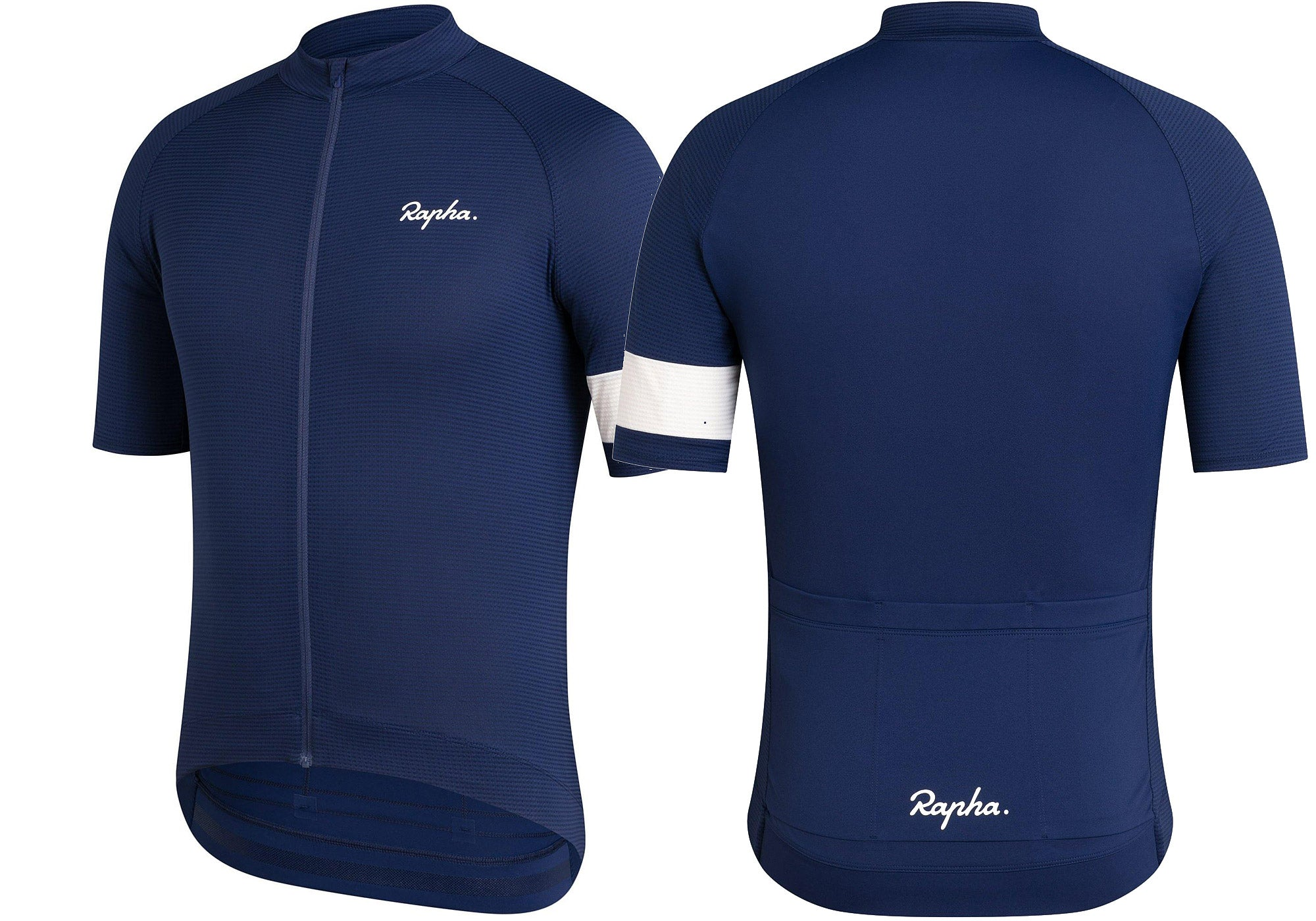 Rapha Mens Core Lightweight Jersey, Navy, buy online Woolys Wheels Sydney with Free Delivery