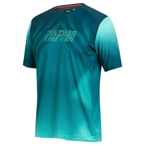 Rapha Mens Pro Team Crit Technical T-Shirt, Green Woolys Wheels Sydney