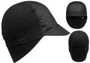 Rapha Unisex Peaked Merino Hat - One Size Fits All buy online at Woolys Wheels Sydney