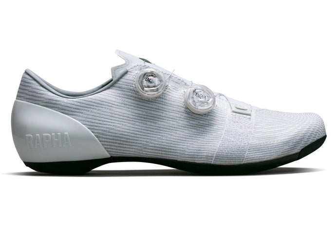 Rapha Pro Team Mens Road Shoes, Light Grey