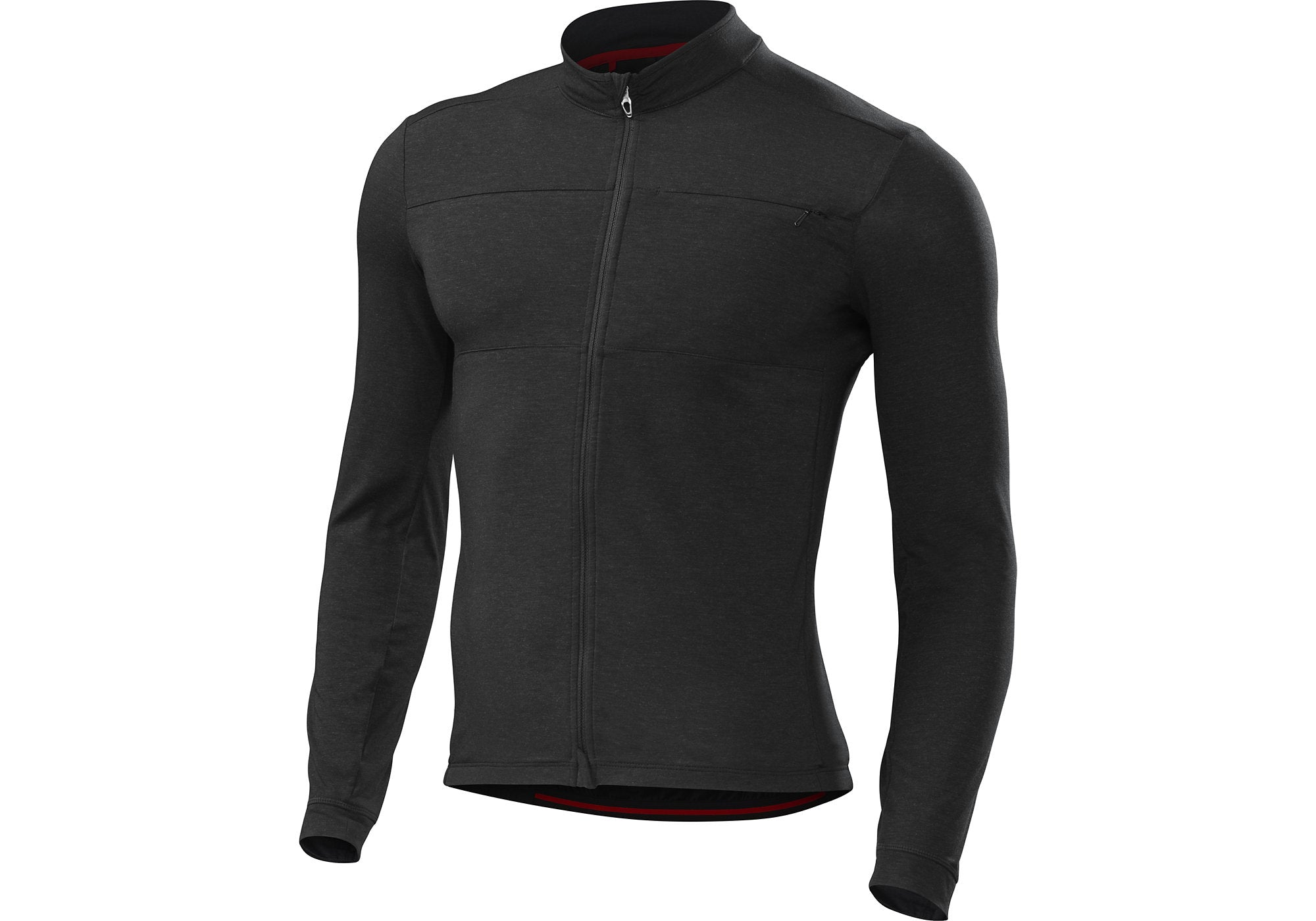 Specialized RBX Drirelease Merino Mens Jersey Long Sleeve Black