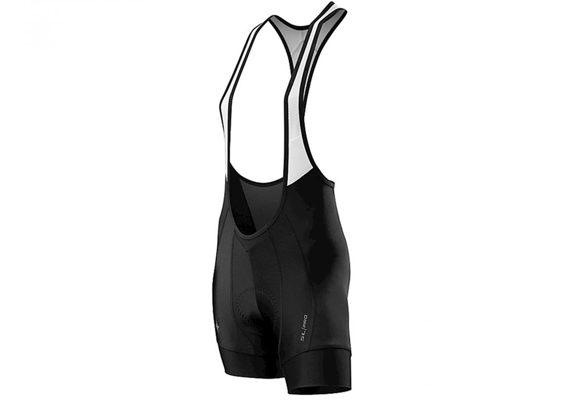 Specialized SL Pro Shorty Bib Shorts Womens Black