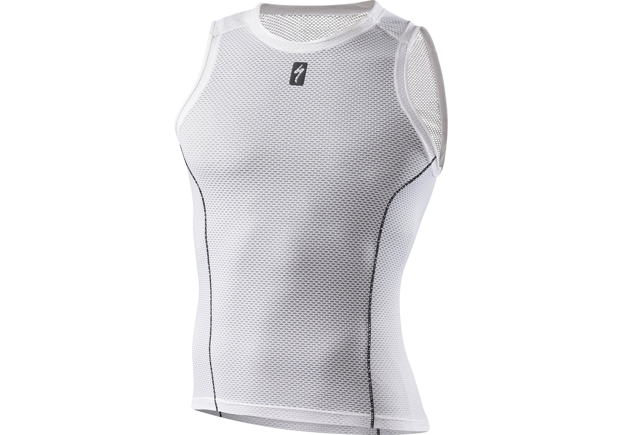 Specialized Engineered Sleeveless Tech Layer Mens White