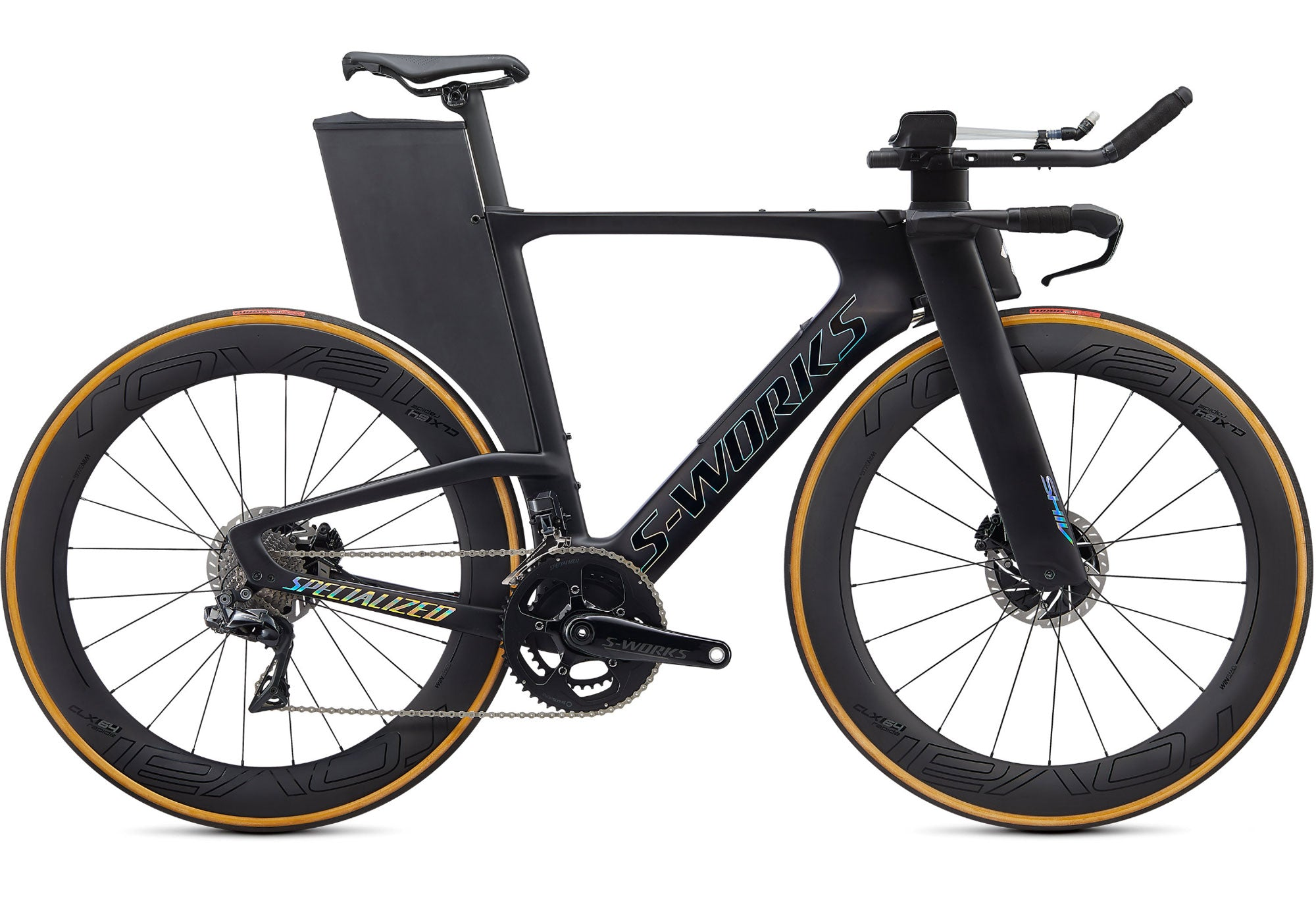 2020 Specialized S-Works Shiv Disc, Satin Carbon Woolys Wheels Sydney
