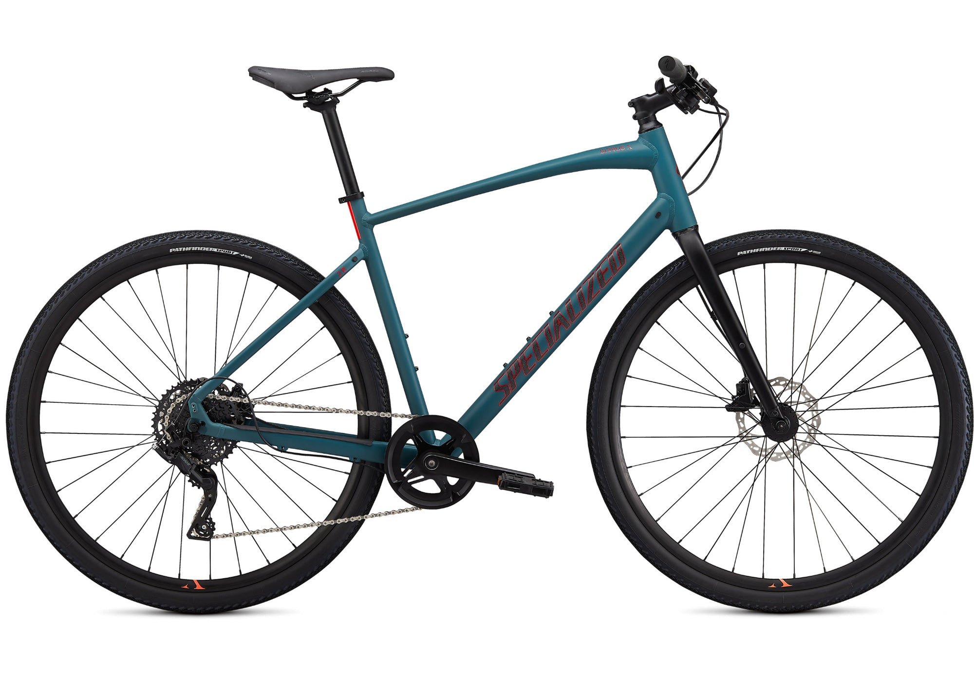 2020 Specialized Sirrus X 2.0, Dusty Turquoise, Woolys Wheels Sydney