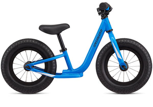Specialized Hotwalk Balance Bike, Gloss Neon Blue/White