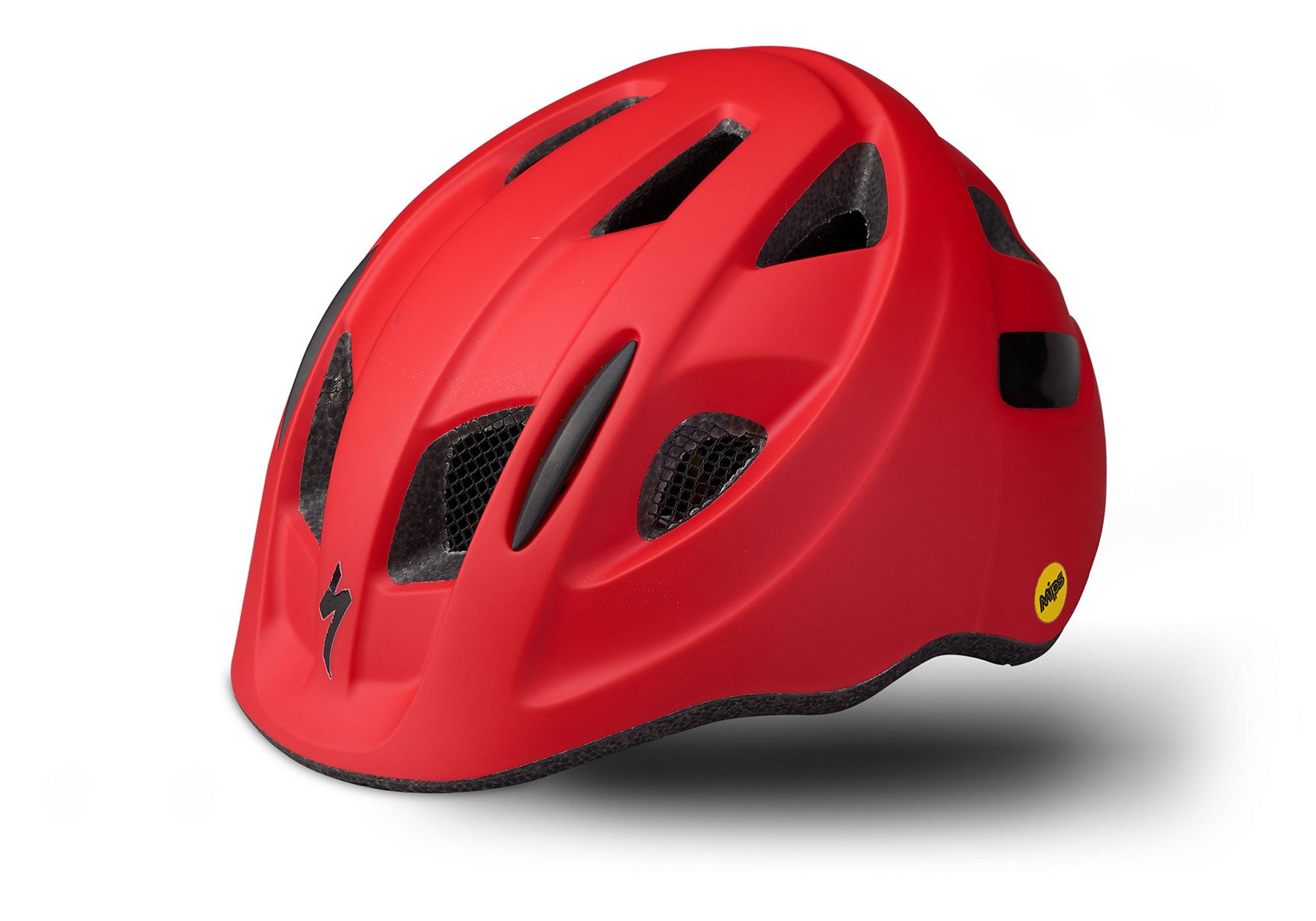 Specialzed Mio Toddler Helmet With Mips, Flo Red, Woolys Wheels Sydney