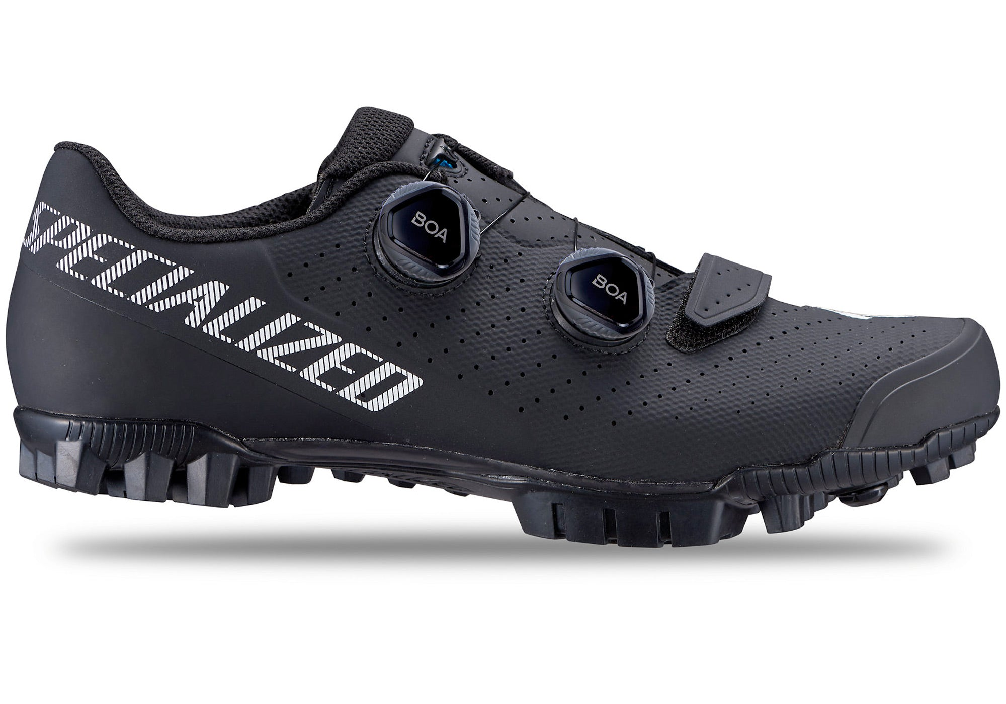 Specialized Recon 3.0 Mens MTB Shoes, Black