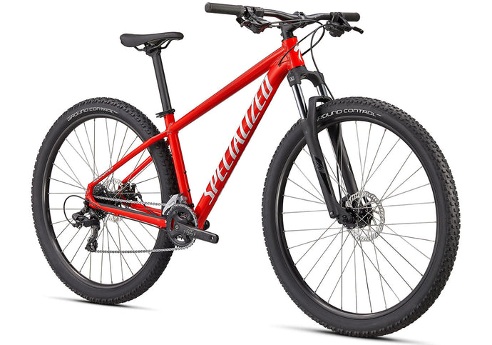 2020 Specialized Rockhopper 29, Gloss Flo Red Woolys Wheels Sydney