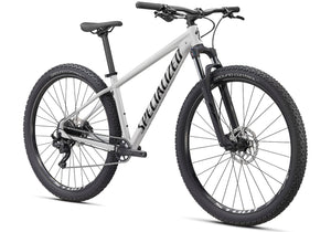 2020 Specialized Rockhopper Comp 29 Mountain Bike, Gloss White