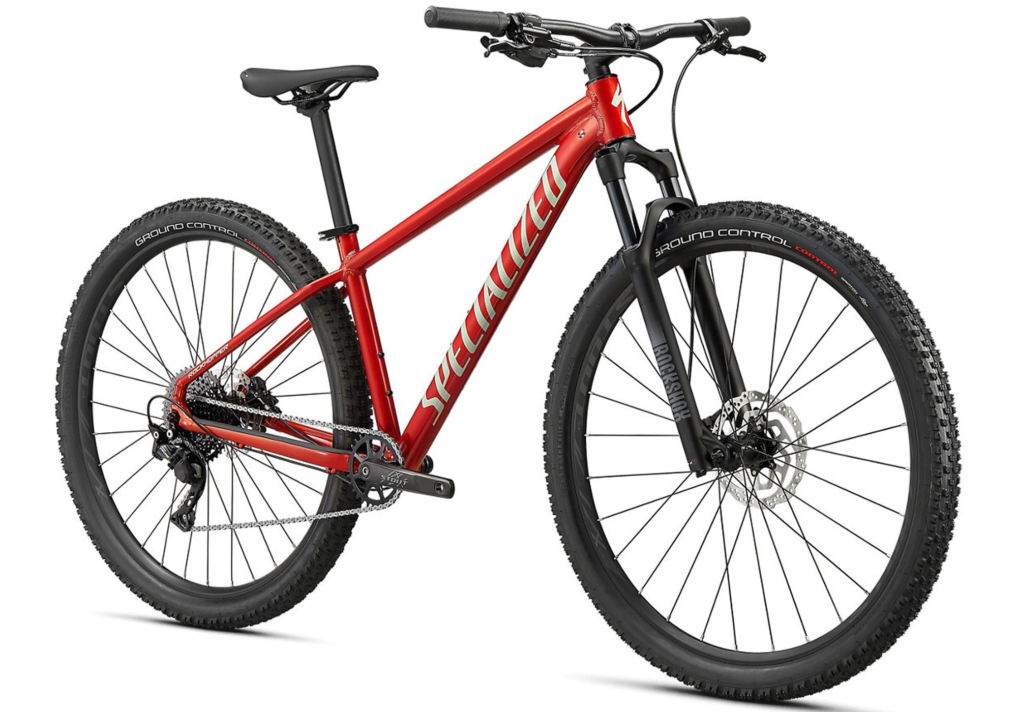 2020 Specialized Rockhopper Elite 27.5 Mountain Bike, Gloss Redwood