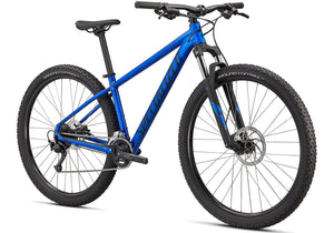 2020 Specialized Rockhopper Sport 29 Mountain Bike, Gloss Cobalt Woolys Wheels Sydney