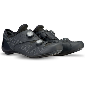 Specialized S-Works Ares Unisex Road Cycling Shoes, Black buy online at Woolys Wheels Sydney with free delivery