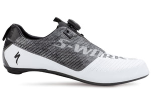 Specialized S-Works Exos Mens Road Shoes, White, Woolys Wheels, Sydney