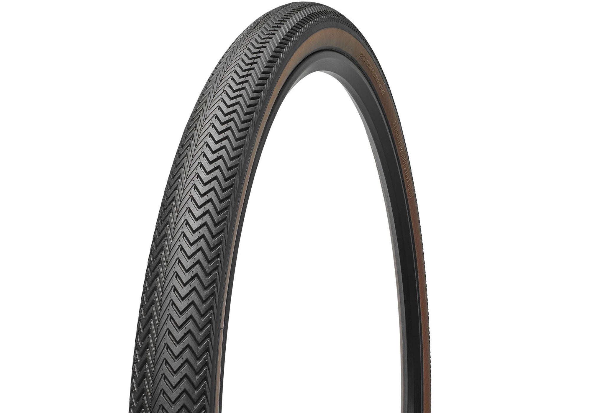 Specialized Sawtooth 700X38C Tyre, Black/Brown