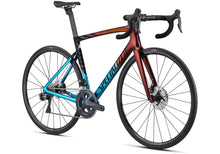 2021 Specialized Tarmac SL7 Expert, Ultegra Di2, Ultra Turquoise/Red Gold Pearl Woolys Wheels Sydney Specialized Dealer