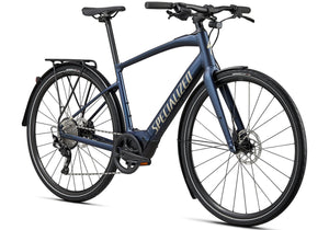 2020 Specialized Turbo Vado SL 4.0 EQ Electric Bike, Navy at Woolys Wheels Sydney