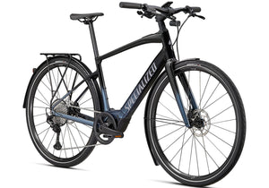 2020 Specialized Turbo Vado SL 5.0 EQ Electric Bike, Tarmac Black Woolys Wheels Sydney