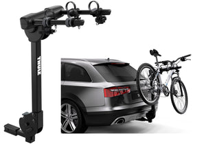 Thule Camber 2, Towbar Mount 2-Bike Folding Bicycle Rack buy online free delivery Woolys Wheels Sydney