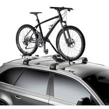 Thule Pro Ride 598 Single Bike Rack, Silver sydney bike shop thule dealer