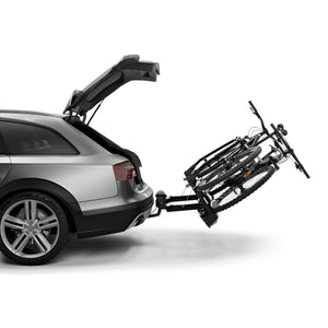 Thule Velospace XT 2 Towbar Mount Bike Rack for 2 bikes, extendable to 3 bikes with optional adaptor