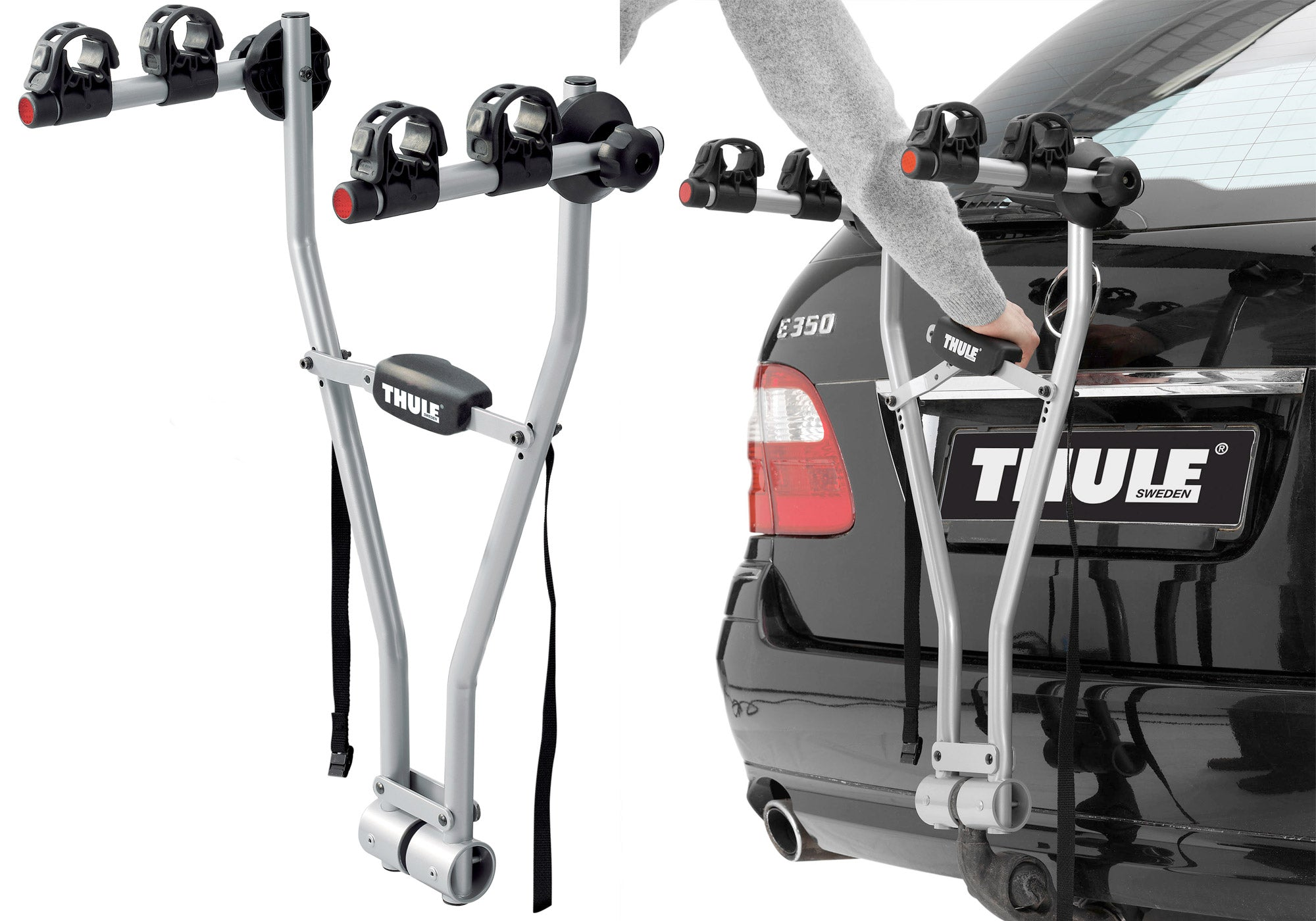Thule 970 Xpress 2 Bike Rack Woolys Wheels Sydney