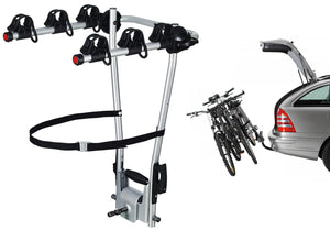 Thule HangOn 972 3 Bike Tilting Rack Towball Mount Woolys Wheels Sydney Eastern Suburbs
