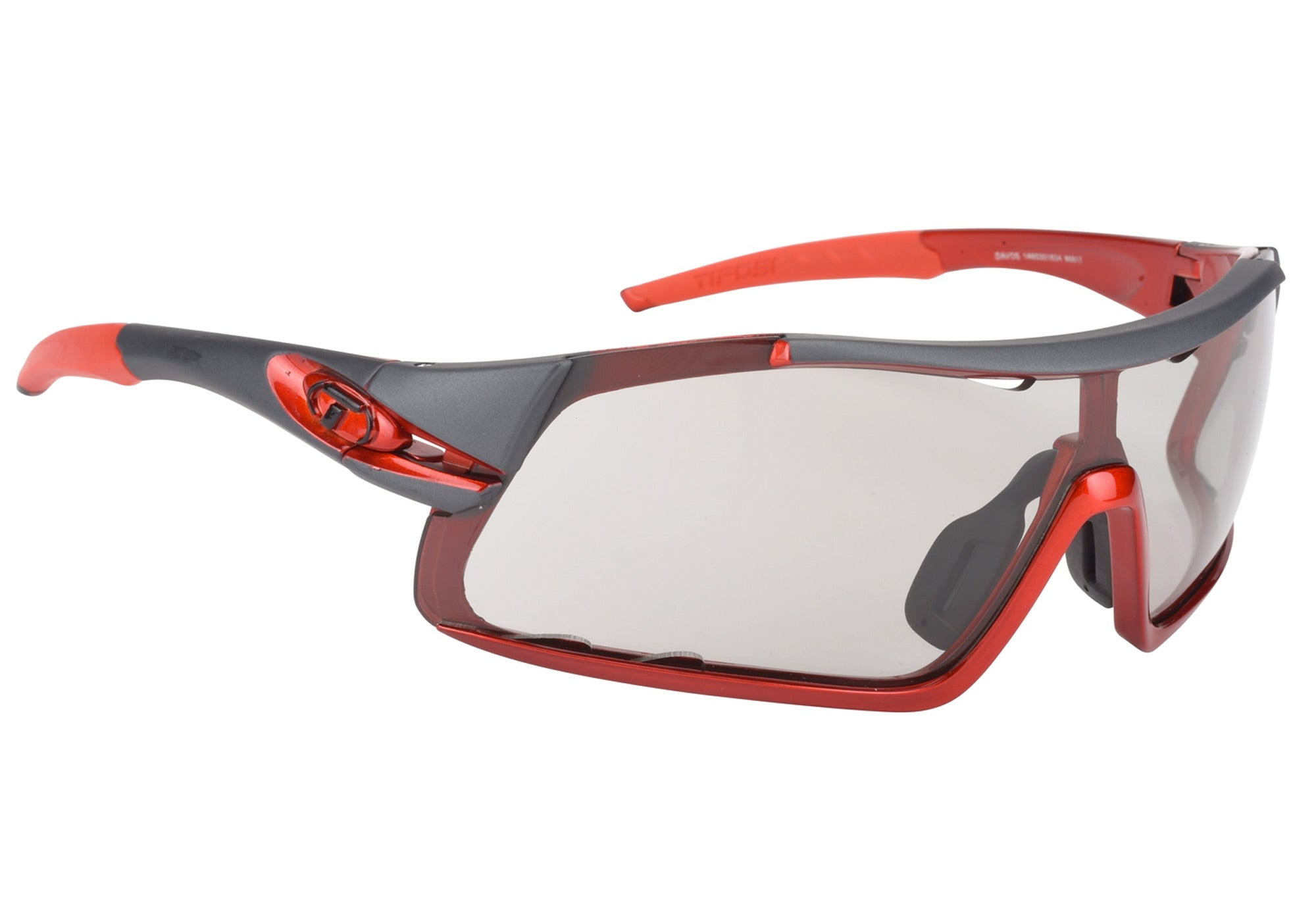 Tifosi Davos Fototec Sunglasses, Race Red Woolys Wheels Sydney