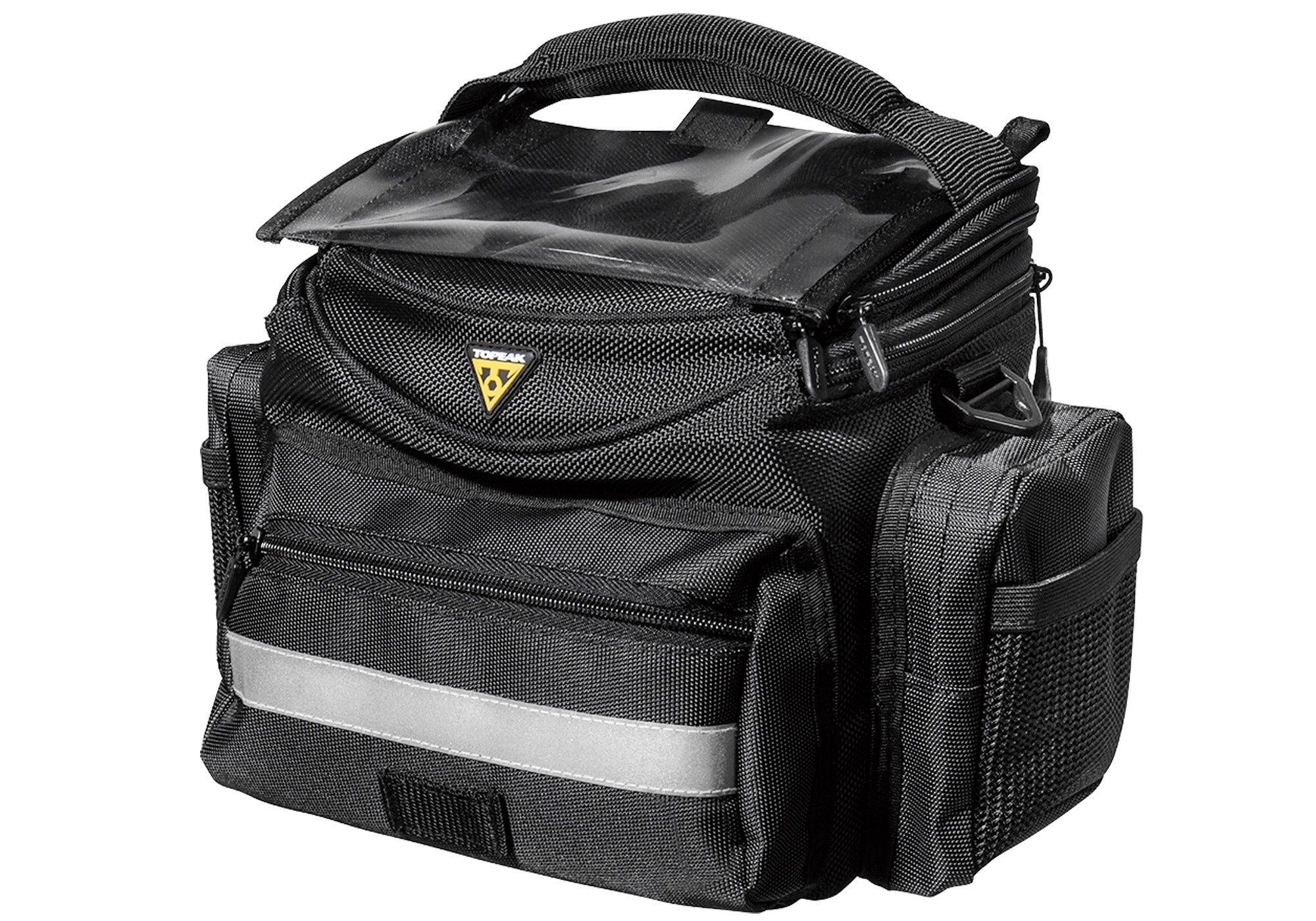 Topeak Tourguide Handlebar Bag, Black