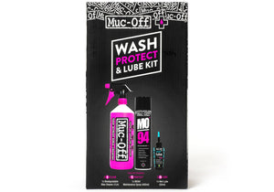 Muc-Off Wash, Protect & Lube Kit Woolys Wheels Sydney