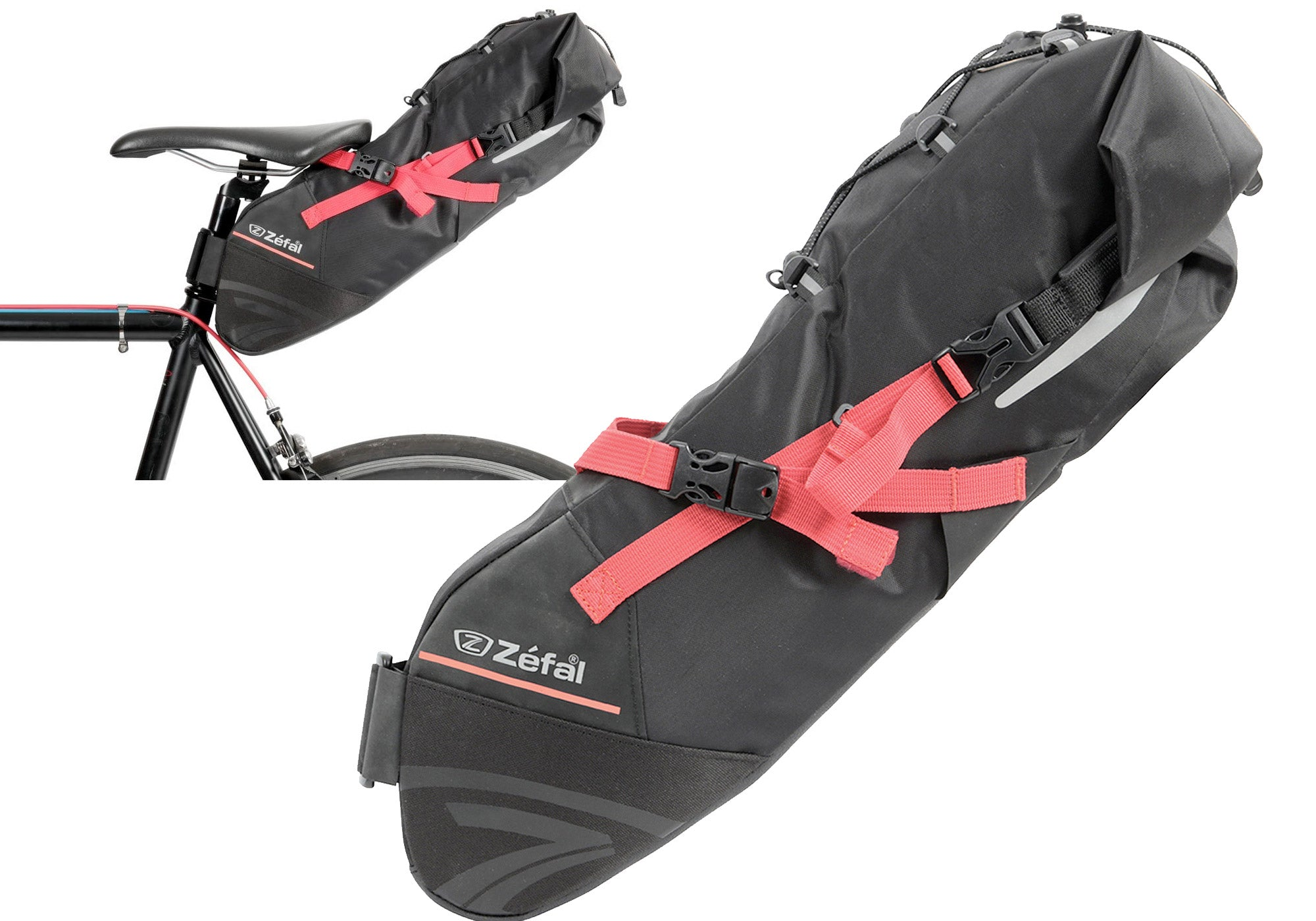 Zefal Adventure R11 Saddle Bag, Woolys Wheels Sydney