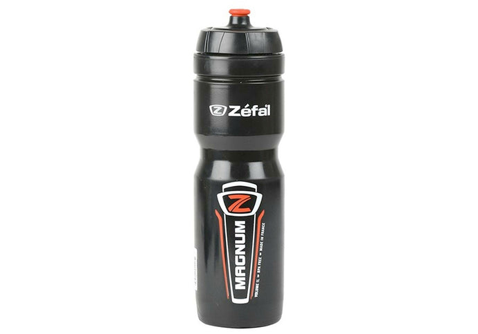 Zefal Magnum 1 Litre Bottle, Black