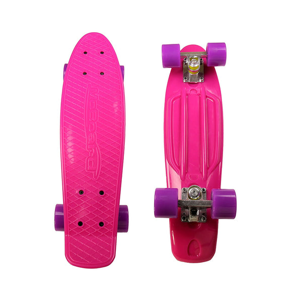 MoBoard Graphic Complete Skateboard (Pink / Purple)