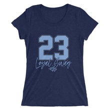 Loyal 23 Swag Snug Fit Short Sleeve T-Shirt