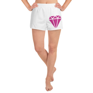 Loyal Diamond Heart Women's Shorts