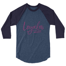 Classic Loyal 3/4 sleeve T-Shirt