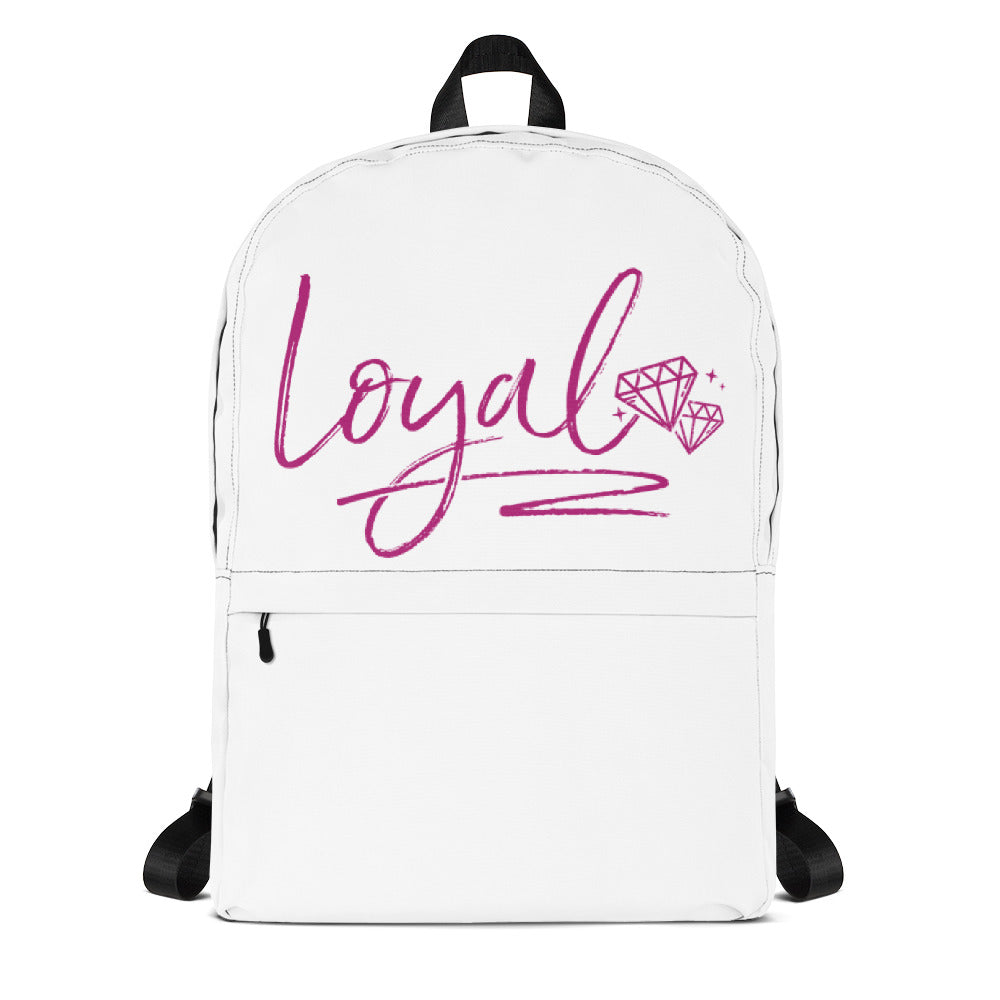 Classic Loyal Lady Money Bag (Backpack) (New!)