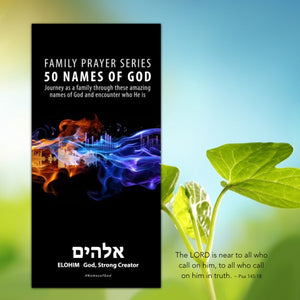 Family Prayer Series - 50 Names of God
