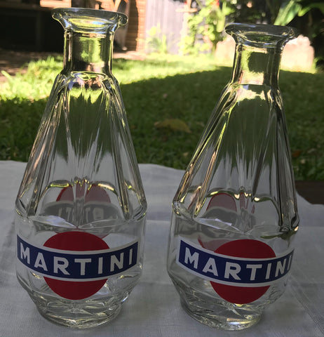 Vintage Martini Bottle