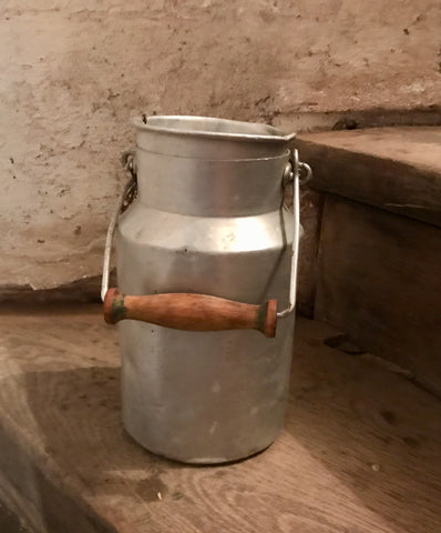 French Vintage Milk Pail