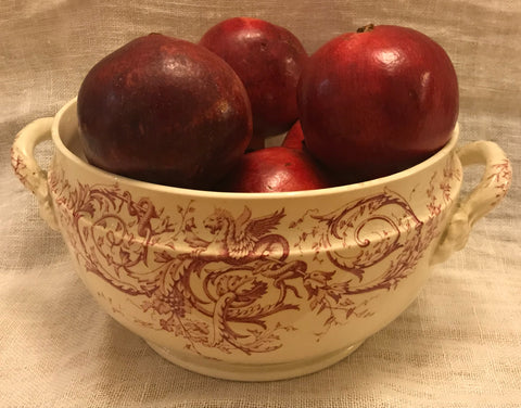 French Vintage Soup Tureen