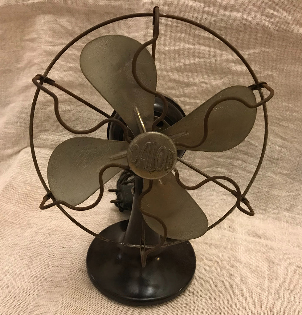 Vintage French Electric Fan