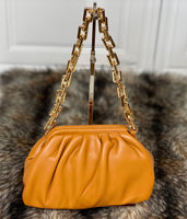 Avon Handbag - Tan