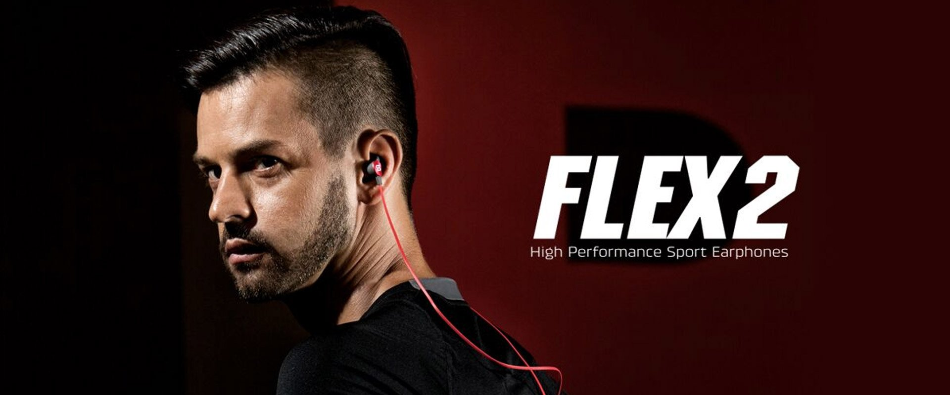 Soul FLEX2 high performance sports earphones