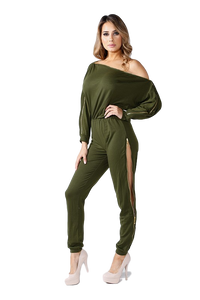 Zippy Jumpsuit