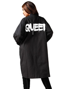 Queen Patchwork Anorak