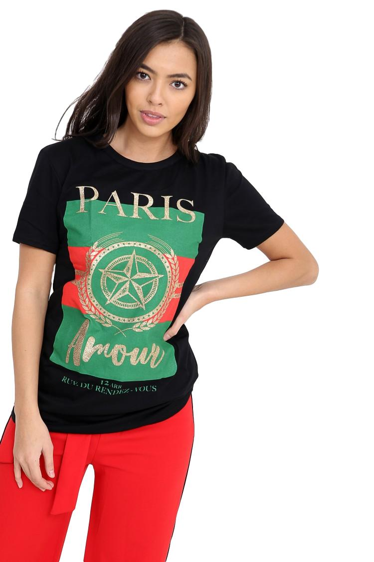 Paris Amour T-Shirt