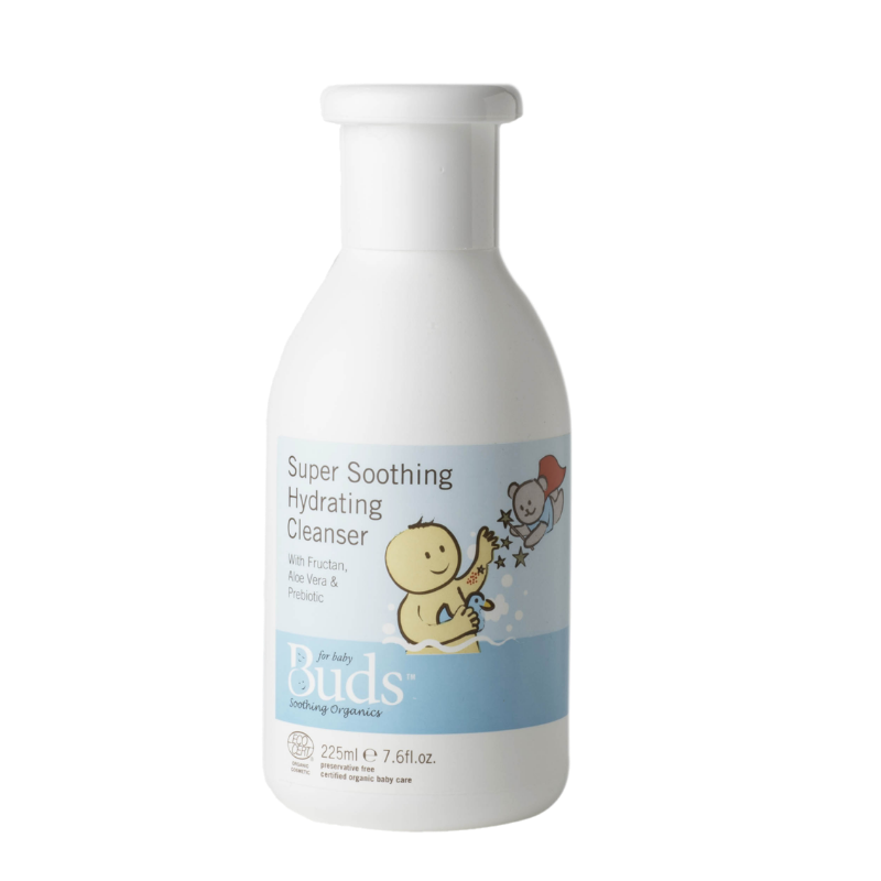 Buds Super Soothing Hydrating Cleanser