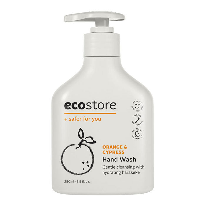 Ecostore Hand Wash Orange & Cypress