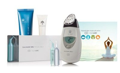 AgeLoc Galvanic Spa Beauty Package